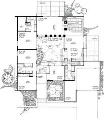 courtyard house plan atrium house plans courtyard house plans hyperworks co