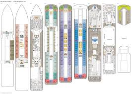 sirena deck plans diagrams pictures video