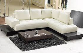 living room best design of luxury black leather upholstered