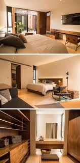 schlafzimmer mit eingebautem schreibtisch ideen kühles schlafzimmer mit eingebautem schreibtisch