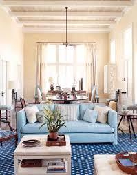 amazing blue couch decorating ideas artistic color decor classy