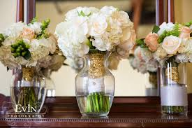 Wedding Flowers Houston A Wintery Mix Of Emerald U0026 Gold For This Houston Station Wedding