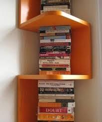 Wooden Shelves Design by Wooden Corner Shelves Foter