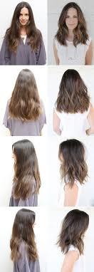 Sch E Frisuren Zum Selber Machen Glatte Haare by Die Besten 25 Frisur Glatte Lange Haare Ideen Auf