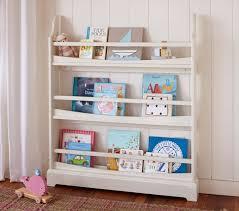 childrens wall mounted bookshelves madison 3 shelf bookrack pottery barn kids