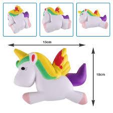 buy jumbo squishies squeeze kids toy unicorn online at geecr