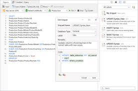 Delete From Table Sql Navicat For Sql Server Manage Design U0026 Manipulate Your Database