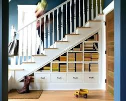 ikea stairs staircase storage ikea bookcase design under stair shelves stylist