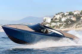 lexus v8 in boat aston martin am37 riding the waves in aston u0027s 1m powerboat