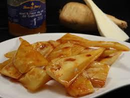 comment cuisiner panais panais rôtis la cuisine d adeline