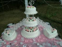 wedding cakes with fountains wedding cakes with stairs wedding corners