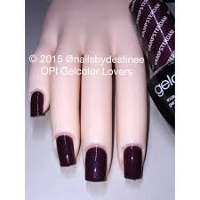 the impressionists collection u2013 opi gelcolor lovers