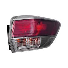 How To Replace Tail Light Replace Toyota Highlander 2014 2016 Replacement Tail Light
