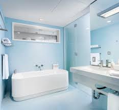 modern bathroom design ideas hupehome with blue mosaic tile idolza
