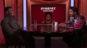 rembert explains podcast bill cosby thanksgiving drama and