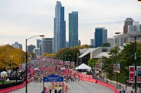 when does the chicago marathon start and everything else you need