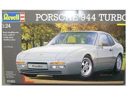 porsche 944 model kit porsche 944 1 24 revell porsche there is no substitute