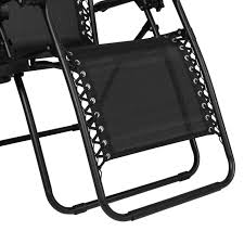 Beach Lounge Chair Dimensions Zero Gravity Chairs Case Of 2 Black Lounge Patio Chairs Outdoor