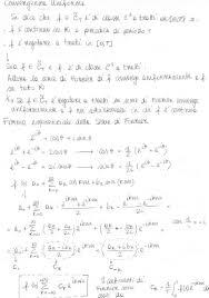 dispense analisi 1 analisi matematica ii appunti