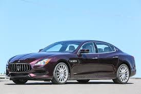 maserati chrome blue maserati quattroporte saloon 2016 features equipment and