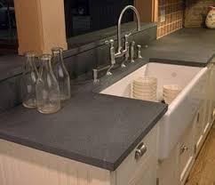 Soapstone Countertops Houston Soapstone Countertop Rustic Kitchen Atlanta By Stone Center