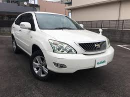 2008 toyota harrier 240g l package used car for sale at gulliver