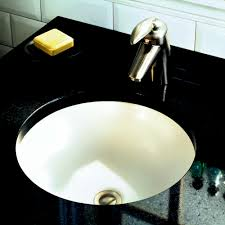 orbit undercounter bathroom sink american standard