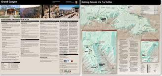 map las vegas and grand maps grand national park u s service picturesque map las