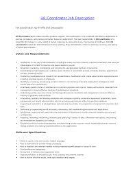 Sample Resume For Hr Manager by Doc 12751650 Hr Payroll Job Description U2013 Job Description For