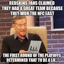 Redskins Meme - maury lie detector meme imgflip