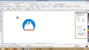 tutorial gambar kepala doraemon cara membuat kepala doraemon oleh rizkiya n x tkj 1 youtube
