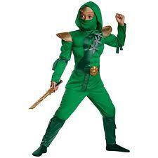 Lego Ninjago Halloween Costumes Lego Ninjago Sword Bandana Lloyd Green Ninja Halloween Costume