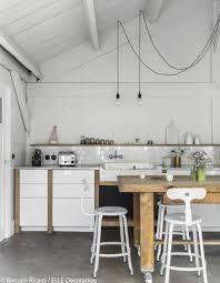 usine cuisine une usine à tricot transformée en loft à cuisine
