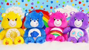 care bears sing longs 2015 toys sunshine bear cheer bear