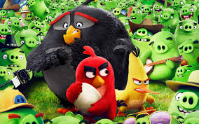 angry birds animation movie wallpapers hd wallpapers