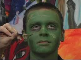 Frankenstein Halloween Costumes Frankenstein Costume Halloween Wound Makeup