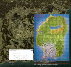 dayz maps dayz chernarus vs gta v map comparison dayz