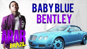 tiffany blue bentley arab baby blue bentley youtube