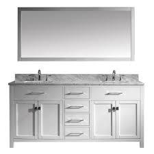 porcelain bathroom vanities bath the home depot