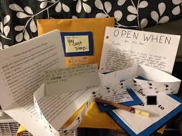 open when letters u2013 iamgirlofwords