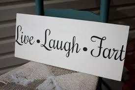 Powder Room Signs Home Live Laugh Bathroom Wall Decor Funny Bathroom Sign