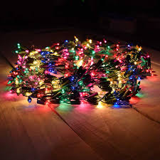 lovely decoration multicolor lights 300 multi color led