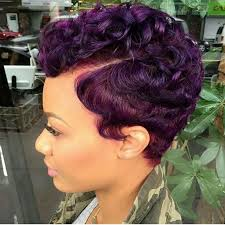 black hairstyles ocean waves ocean waves short hairstyle best short hair styles