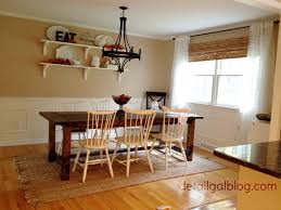 Diy Dining Room by Www Detailgal Com Diy Shelves For 100 Dining Room Shelf Styling