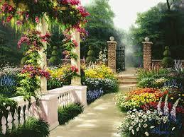 Design Your Backyard Online by Garden Design Garden Design With Flower Landscapes Pictures