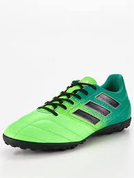 womens football boots nz adidas ace 17 4 astro turf football boots solar green specialist