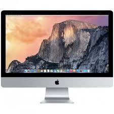 ordinateur de bureau apple pc de bureau apple imac retina 5k i5 4é gén tunisie