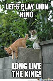 Lion King Memes - tze lion king they zaid by nhiranz meme center