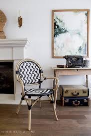 Hadley Bistro Chair Black Bistro Chairs Chelsea 3 Piece Wicker Patio Bistro