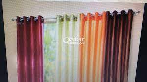 supply and installation of curtain all kind of blinds carpet